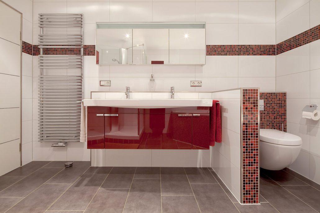 Badgestaltung: Familie M. Aus Bivange