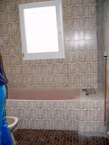 Badrenovierung vorher 4