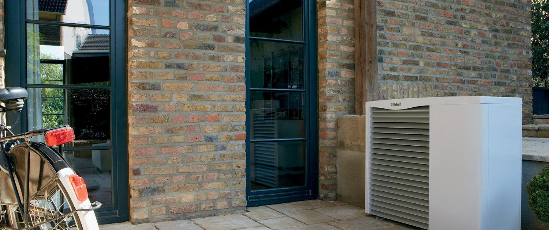 Luft/Wasser-Wärmepumpe